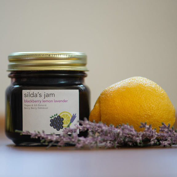 Blackberry Lemon Lavender Jam - New York Makers - New York Makers