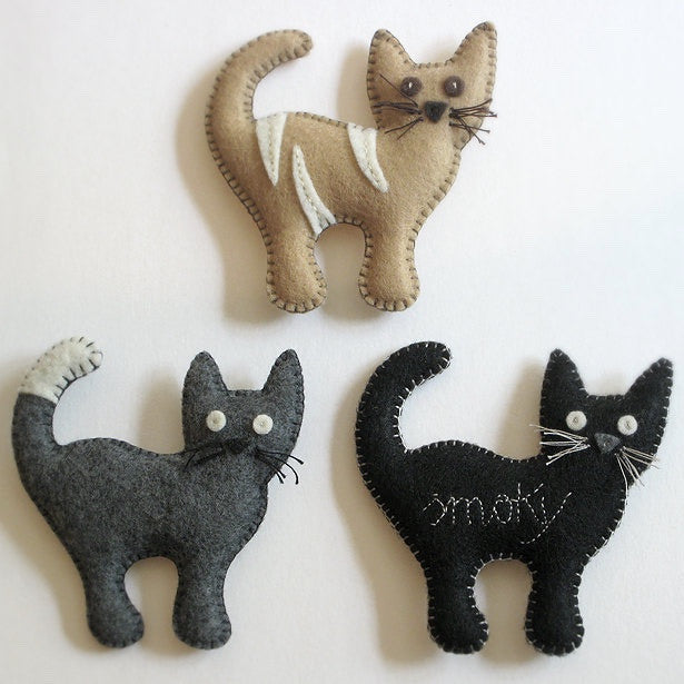 Cat Keepsake Mini Toy