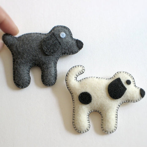 Dog Keepsake Mini Toy
