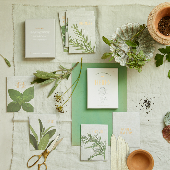 Herb Kit - The Floral Society - New York Makers