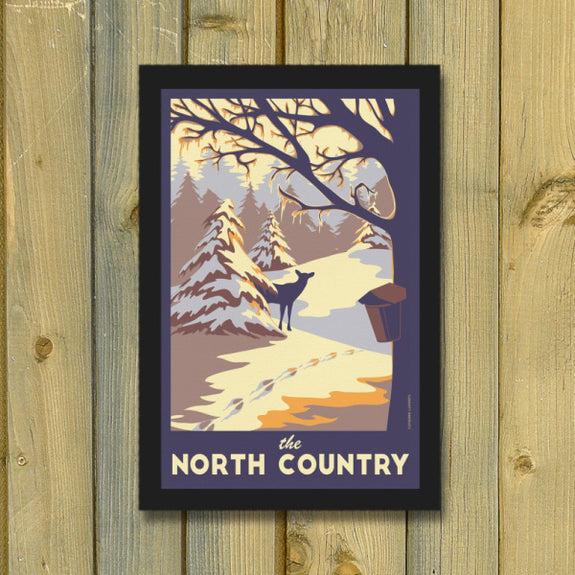 The North Country Print