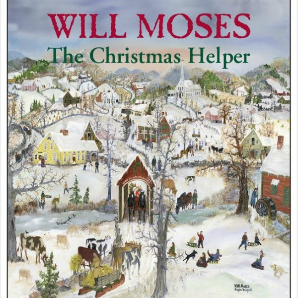 """The Christmas Helper"" Puzzle"
