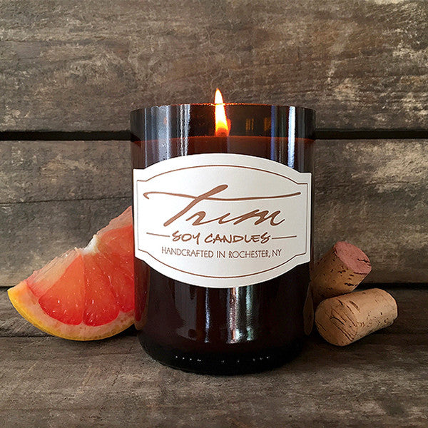 Grapefruit Candle
