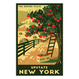 Upstate New York Print - Lionheart Graphics - New York Makers
