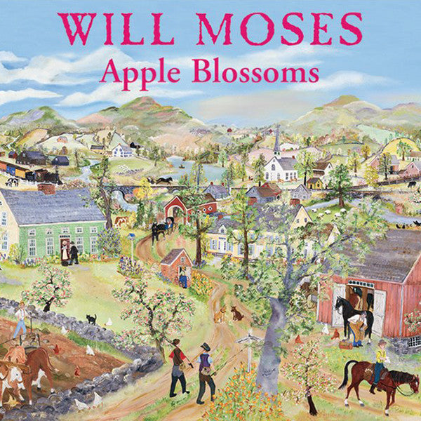 Apple Blossoms Jigsaw Puzzle