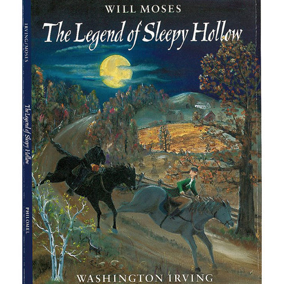 Legend of Sleepy Hollow Book - Mt. Nebo Gallery - New York Makers