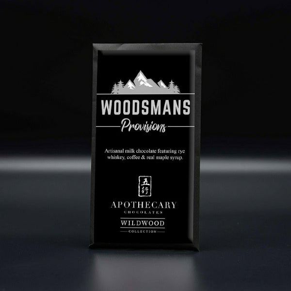 Woodsman Provisions - Apothecary Chocolates - New York Makers