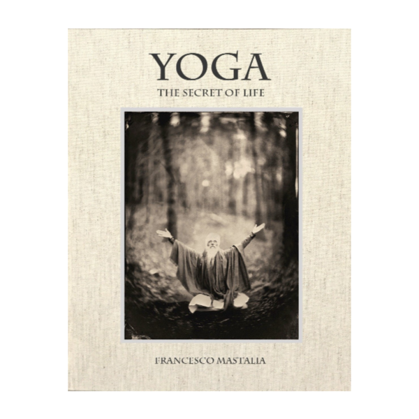 """Yoga: The Secret of Life"" Signed Book"
