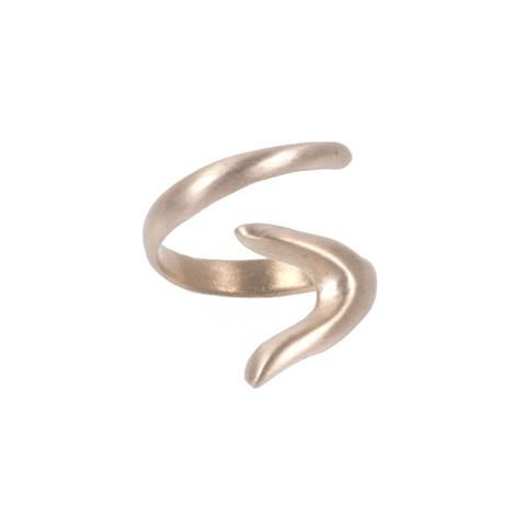 Riverside Haven Twisted Ring in Multiple Finishes