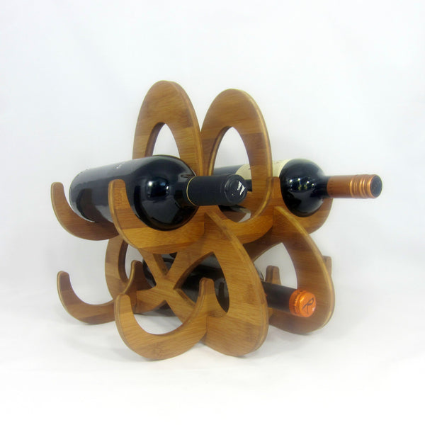 Celtic Wine Rack - GioGio Design - New York Makers