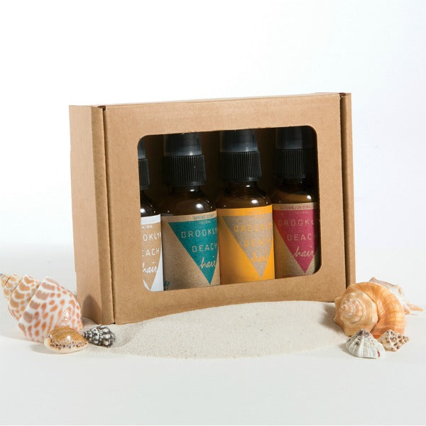 Brooklyn Beach Hair in Seasonal Combo Box - Brooklyn Beach - New York Makers