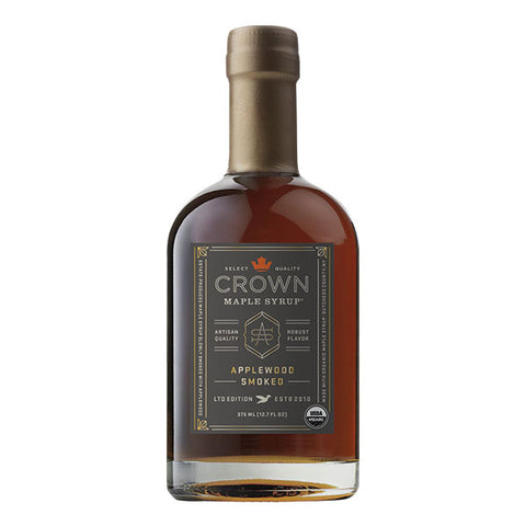 Maple Syrup: Applewood Smoked Infused (375ml)