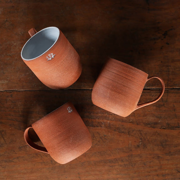 Terracotta Mugs - The Farmhouse Project - New York Makers