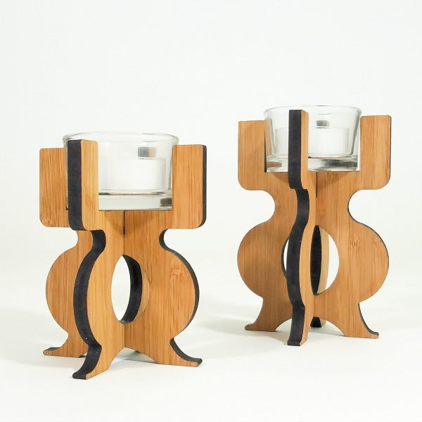 Equinox Tea Light Holder in Multiple Sizes