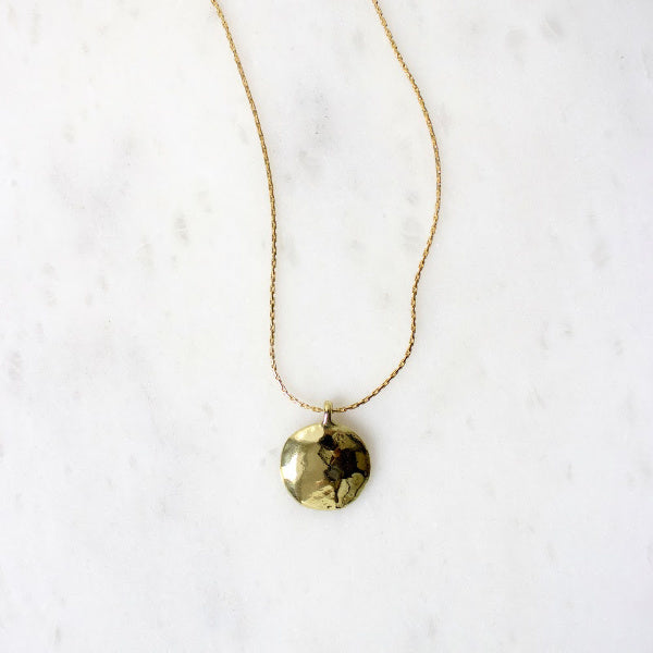 Full Moon Pendant - Dovecote - New York Makers