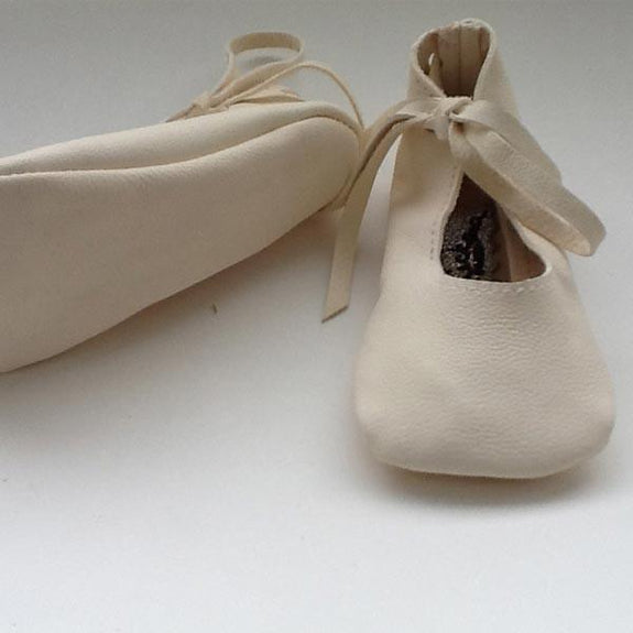 Lambskin Baby Ballet Shoes in Multiple Colors