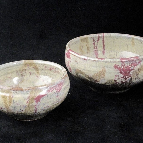 Nesting Bowls in Multiple Colors