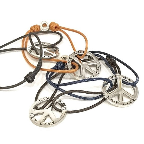 Peace Bracelet - Zadeh - New York Makers