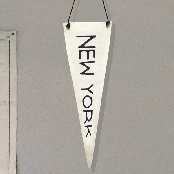 New York Sail Pennant