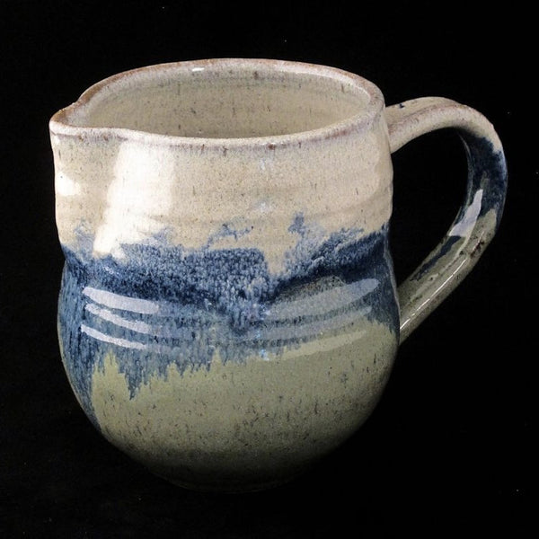 Stoneware Pitcher in Multiple Colors