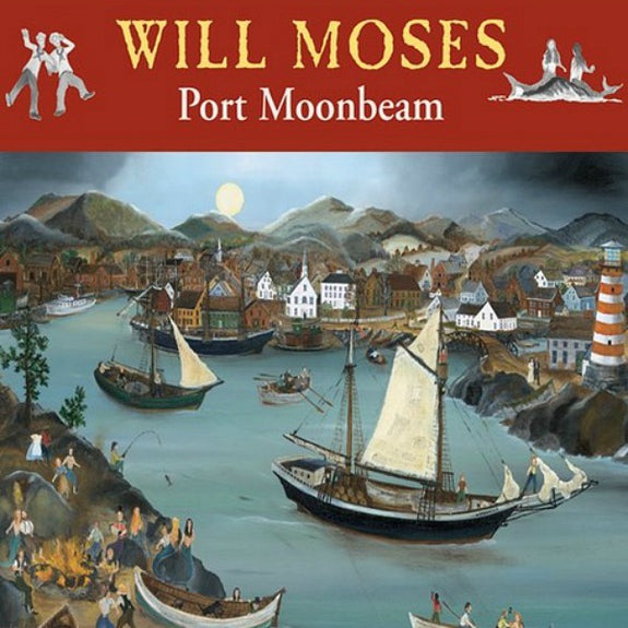 """Port Moonbeam"" Puzzle - Mt. Nebo Gallery - New York Makers"
