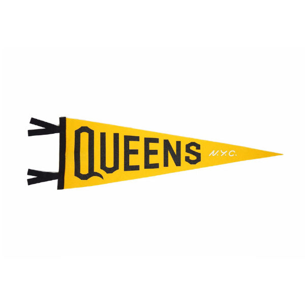 Queens Pennant - Oxford Pennant - New York Makers