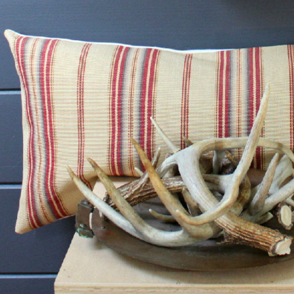Santa Fe Stripe Pillow Cover