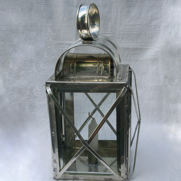 Saratoga Lantern - Art Thorman - Tinsmith - New York Makers