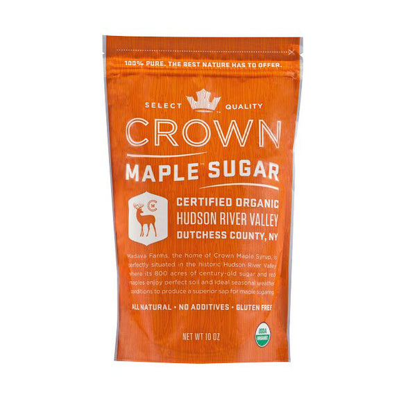 Maple Sugar (10 oz. Bag) - Crown Maple - New York Makers