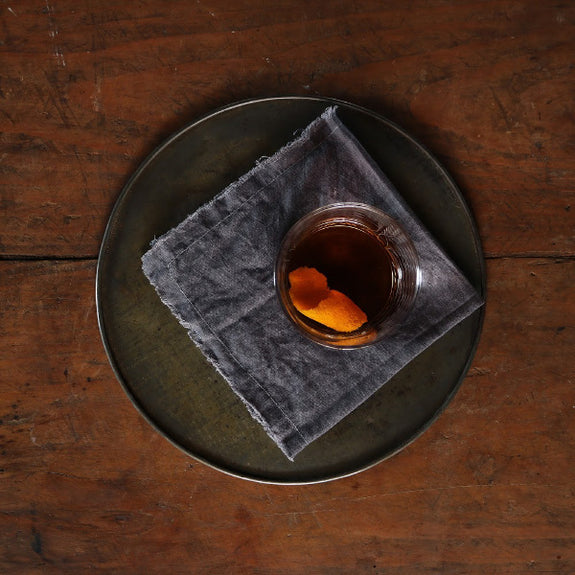 Sumac Cocktail Napkins - The Farmhouse Project - New York Makers
