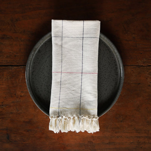Organic Cotton Napkins - The Farmhouse Project - New York Makers