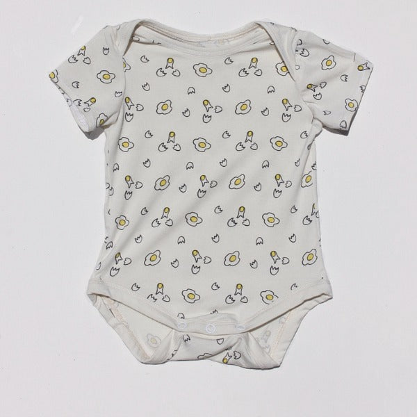 Sunny Side Up Onesie