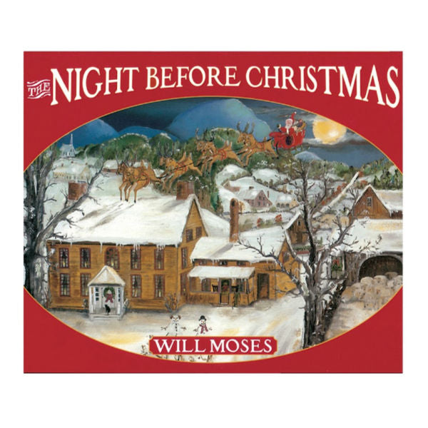 """The Night Before Christmas"" Book"