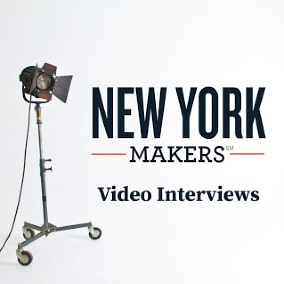 NY Makers Interview Videos on YouTube