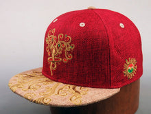 Roots Run Deep (Hemp) (Red & Tan), Hats - Flight Inspired