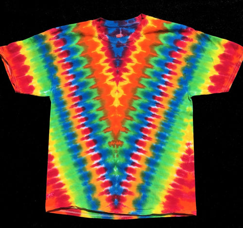 V ROYGBIV Shirt (Tie Dye), Sale - Flight Inspired