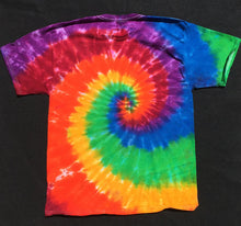 Spiral ROYGBIV Shirt (Tie Dye), Sale - Flight Inspired