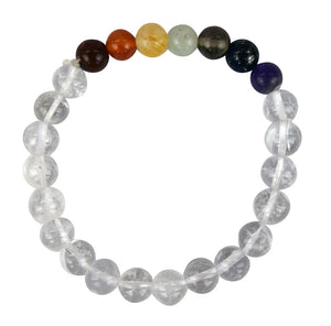 Chakra Bracelet, Gemstones - Flight Inspired