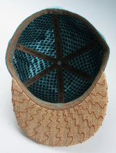 Flying Eye The Seeker (Hemp) (Teal), Hats - Flight Inspired