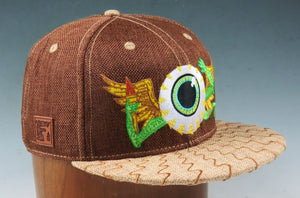 Flying Eye The Seeker (Hemp) (Brown), Hats - Flight Inspired