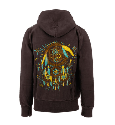 Sacred Geometry Dreamcatcher (Pullovers & Zip Ups) - 3XL, Sale - Flight Inspired