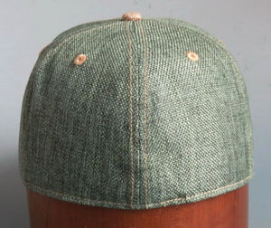 Cosmic Elephant Hat (Hemp) (Forest Green), Hats - Flight Inspired
