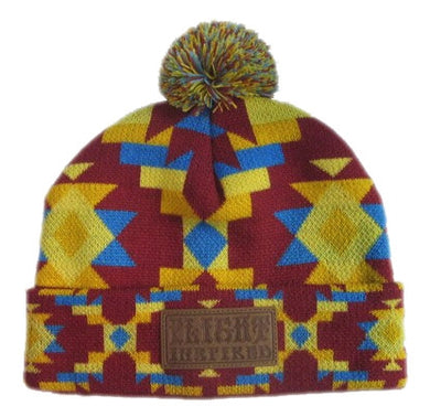 Native Melody Beanie (WILDSTYLE Edition), Hats - Flight Inspired