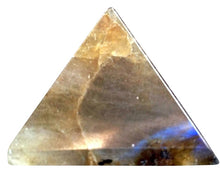"1"" Labradorite Pyramid, Gemstones - Flight Inspired"