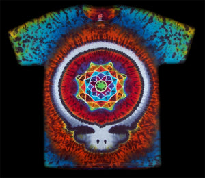 Steal Your Face (Tie Dye) Shirt, Sale - Flight Inspired