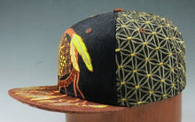 Sacred Dreamcatcher (Hemp) (Earthtones) (Brown / Black) (WILDSTYLE Edition), Hats - Flight Inspired