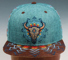 Maska Hat (Hemp) (Teal) (Wildstyle Edition), Hats - Flight Inspired