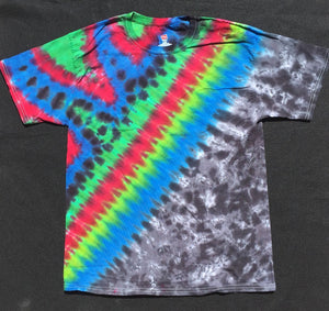 Sideways (with Break) Shirt (Tie Dye),  - Flight Inspired