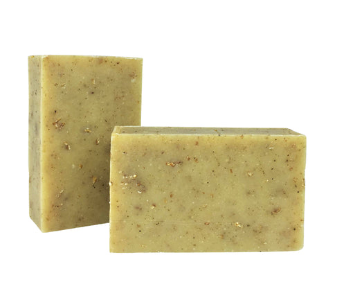 Patchouli Organic Soap Bar
