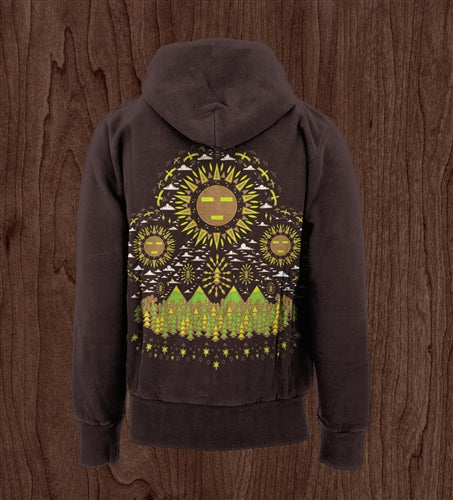 Spirit Guide Pullover Hoodie (Second Edition) - S, Sale - Flight Inspired